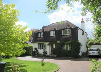 Thumbnail 3 bed detached house for sale in The Landway, Kemsing, Sevenoaks