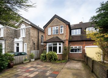 Thumbnail 4 bed semi-detached house for sale in Park Road, Hampton Hill, Hampton
