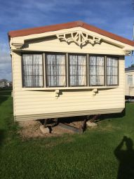Thumbnail 3 bed property for sale in Marine Holiday Park, Rhyl