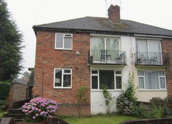 Thumbnail 2 bedroom maisonette to rent in Sunnybank Avenue, Stonehouse Estate, Coventry