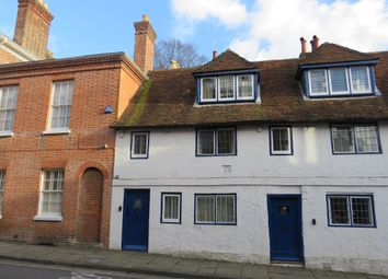Thumbnail 2 bed property for sale in St. Thomas Street, Winchester