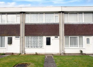 Thumbnail 2 bed terraced house for sale in Eastergate Green, Rustington, Littlehampton