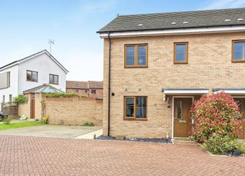 Thumbnail 3 bedroom semi-detached house for sale in Highpath Way, Basingstoke