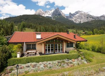 Thumbnail 3 bed detached house for sale in Villa With Natural Swimming Pond, Saalfelden, Salzburg