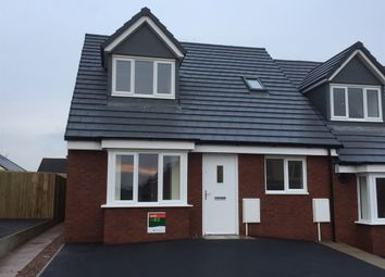 "Thumbnail 3 bed bungalow for sale in ""The Bedlington"" at Cumwhinton Road, Carleton, Carlisle"