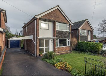 Thumbnail 3 bed detached house for sale in Mill Grove, Whissendine