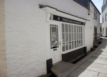Thumbnail Commercial property for sale in Coombes Lane, Truro