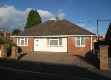 Thumbnail 3 bed detached bungalow to rent in Danielsfield Road, Yeovil