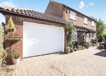 Thumbnail 3 bed detached house for sale in Southery, Downham Market, Norfolk
