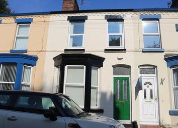 Thumbnail 3 bedroom terraced house to rent in Ingleton Road, Mossley Hill, Liverpool