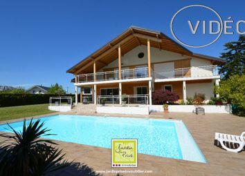 Thumbnail 4 bed villa for sale in St Jorioz, Annecy (Commune), Annecy, Haute-Savoie, Rhône-Alpes, France
