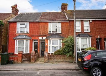 Thumbnail 3 bedroom terraced house for sale in Curtis Road, Willesborough, Ashford