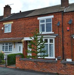 Thumbnail 3 bedroom terraced house to rent in Brierley Street, Crewe