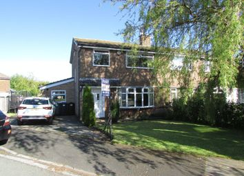 Thumbnail 3 bed semi-detached house for sale in Scobell Street, Tottington, Bury