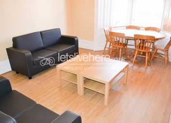Thumbnail 5 bed terraced house to rent in Stannington Avenue, Heaton, Newcastle Upon Tyne