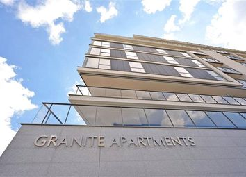 Thumbnail 1 bed flat to rent in Granite Apartments, 30 River Gardens Walk, Greenwich, London
