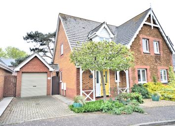 Thumbnail 3 bed semi-detached house for sale in Valentine Road, Hunstanton