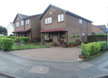 Thumbnail 4 bed detached house for sale in Netherhey Lane, Royton, Oldham