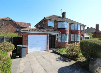 Thumbnail 3 bed semi-detached house for sale in Wordsworth Avenue, Lanesfield, Wolverhampton