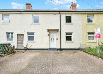 Thumbnail 3 bed terraced house for sale in Chestnut Avenue, Pinehurst, Swindon
