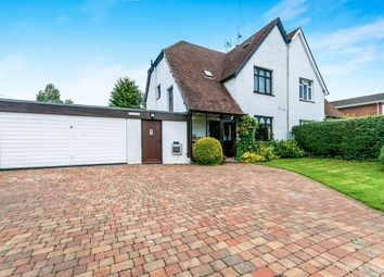 Thumbnail 4 bed semi-detached house for sale in Felsted Church Road, Hartley, Longfield