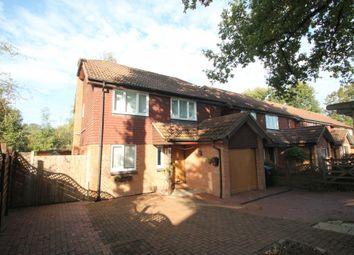 Thumbnail 4 bed detached house for sale in Burrell Close, Shirley, Surrey