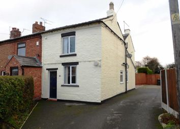 Thumbnail 2 bed cottage for sale in Herbert Street, Sydney, Crewe, Cheshire