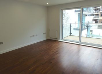 Thumbnail 1 bed flat to rent in Knights Tower, 14 Wharf Street, London