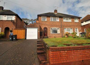 Thumbnail 3 bed semi-detached house for sale in Westridge Road, Billesley/Kings Heath/Moseley Border, Birmingham