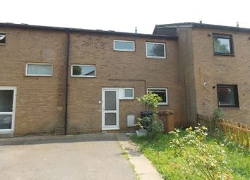 Thumbnail 3 bedroom terraced house to rent in Great Gull Crescent, Northampton