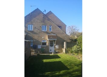 Thumbnail 1 bed end terrace house for sale in Cleveland Close, Colchester