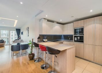Thumbnail 3 bed flat for sale in Spinnaker House, Battersea Reach