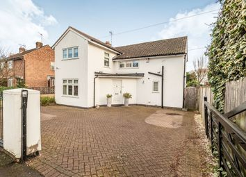 Thumbnail 4 bed detached house for sale in Whitemoor Road, Kenilworth