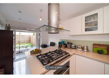 Thumbnail 3 bed terraced house to rent in Clarence Road, London