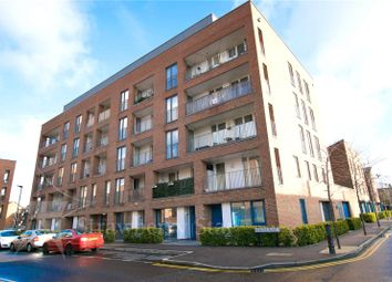Thumbnail 1 bed flat for sale in Evan House, 8 Exeter Road, Canning Town, London