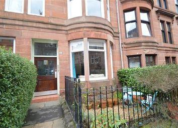 Thumbnail 1 bed flat for sale in Lyndhurst Gardens, North Kelvinside, Glasgow
