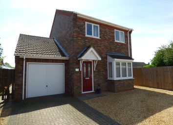 Thumbnail 3 bed detached house for sale in Elm Park, Whittlesey