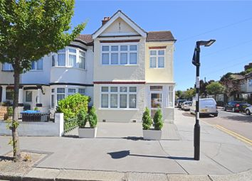 Thumbnail 3 bed end terrace house for sale in Kingscote Road, Addiscombe, Croydon