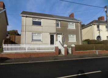 Thumbnail 3 bed semi-detached house for sale in Cwmclais Road, Cwmavon, Port Talbot, Neath Port Talbot.
