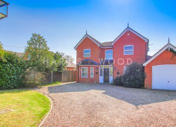 5 bed detached house for sale in Wivenhoe Road, Alresford, Colchester CO7