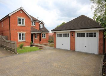 Thumbnail 4 bedroom detached house for sale in All Hallows Road, Caversham, Reading