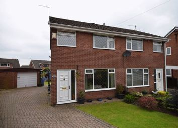 Thumbnail 3 bed semi-detached house for sale in Malstone Avenue, Baddeley Edge, Stoke-On-Trent