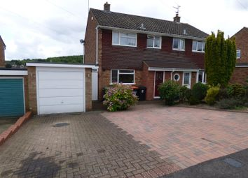 Thumbnail 2 bed semi-detached house to rent in Kirkstone Drive, Dunstable