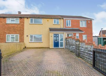 3 bed terraced house for sale in Parracombe Crescent, Llanrumney, Cardiff CF3