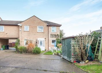 Thumbnail 3 bedroom semi-detached house for sale in Melvin Way, Histon, Cambridge