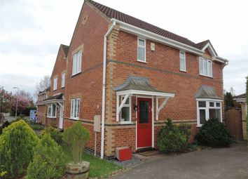 Thumbnail 3 bed detached house to rent in Paddington Way, Morton, Bourne, Lincolnshire