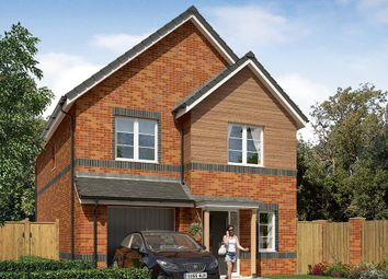 "Thumbnail 4 bed detached house for sale in ""The Ashbury"" at Cobblers Lane, Pontefract"