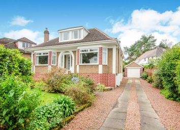Thumbnail 4 bedroom detached bungalow for sale in Woodside Drive, Eaglesham, Glasgow
