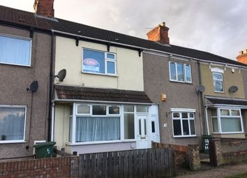 Thumbnail 3 bedroom terraced house to rent in Highfield Avenue, Grimsby