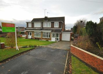 Thumbnail 3 bed semi-detached house to rent in Chambers Lane, Mynydd Isa, Mold